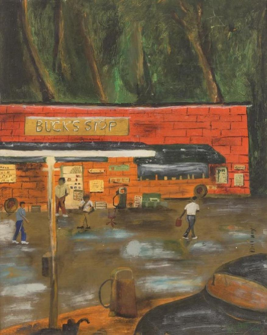 Bill Hay (American 20th Century) - 2