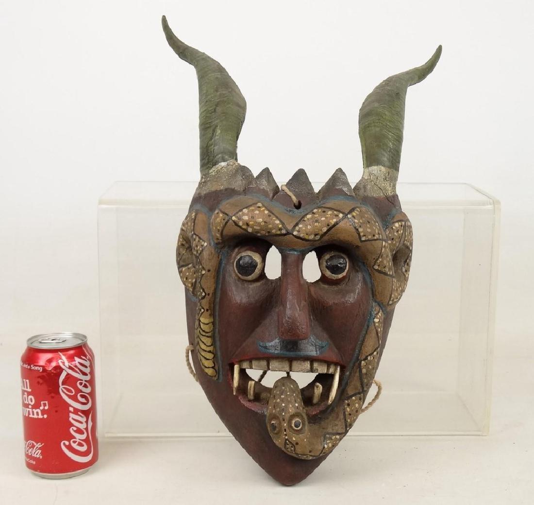 Ethnic Mask