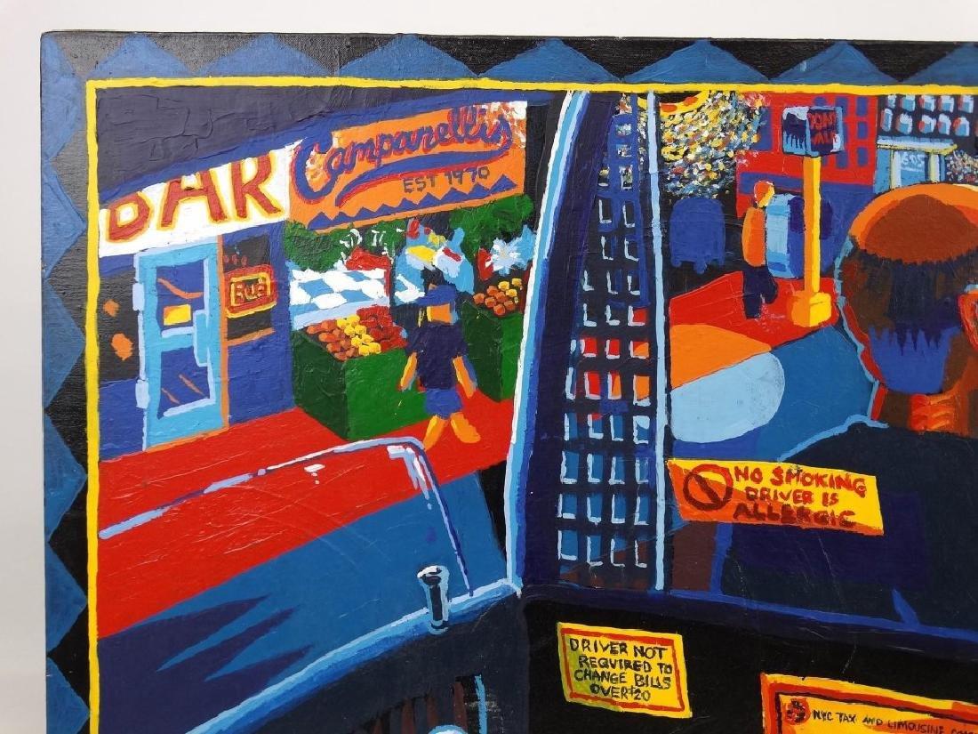 Pat Giles, Taxi Driver - 2