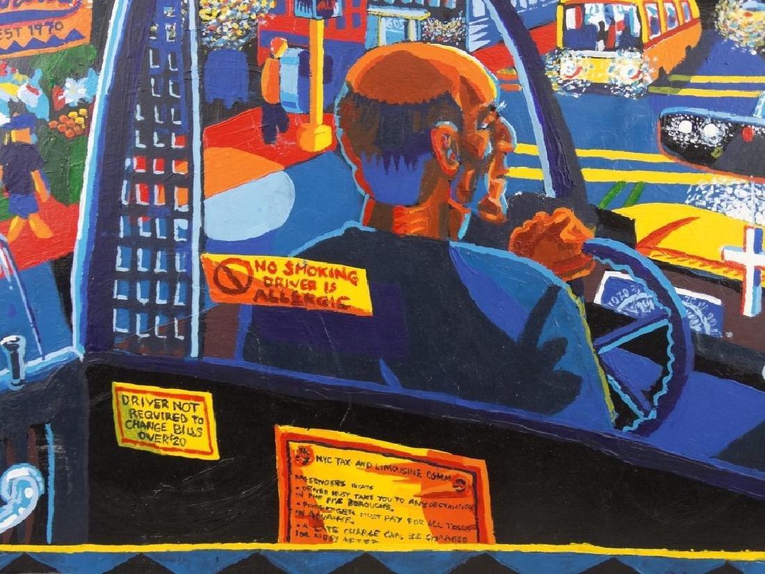 Pat Giles, Taxi Driver - 3