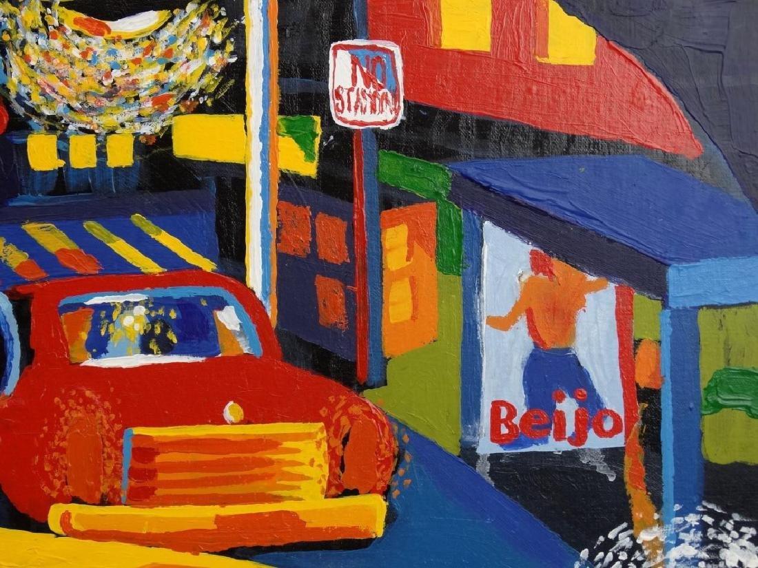 Pat Giles, Taxi Driver - 5