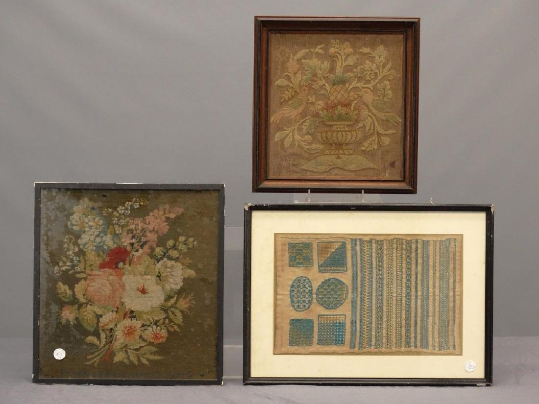 Needlework Lot