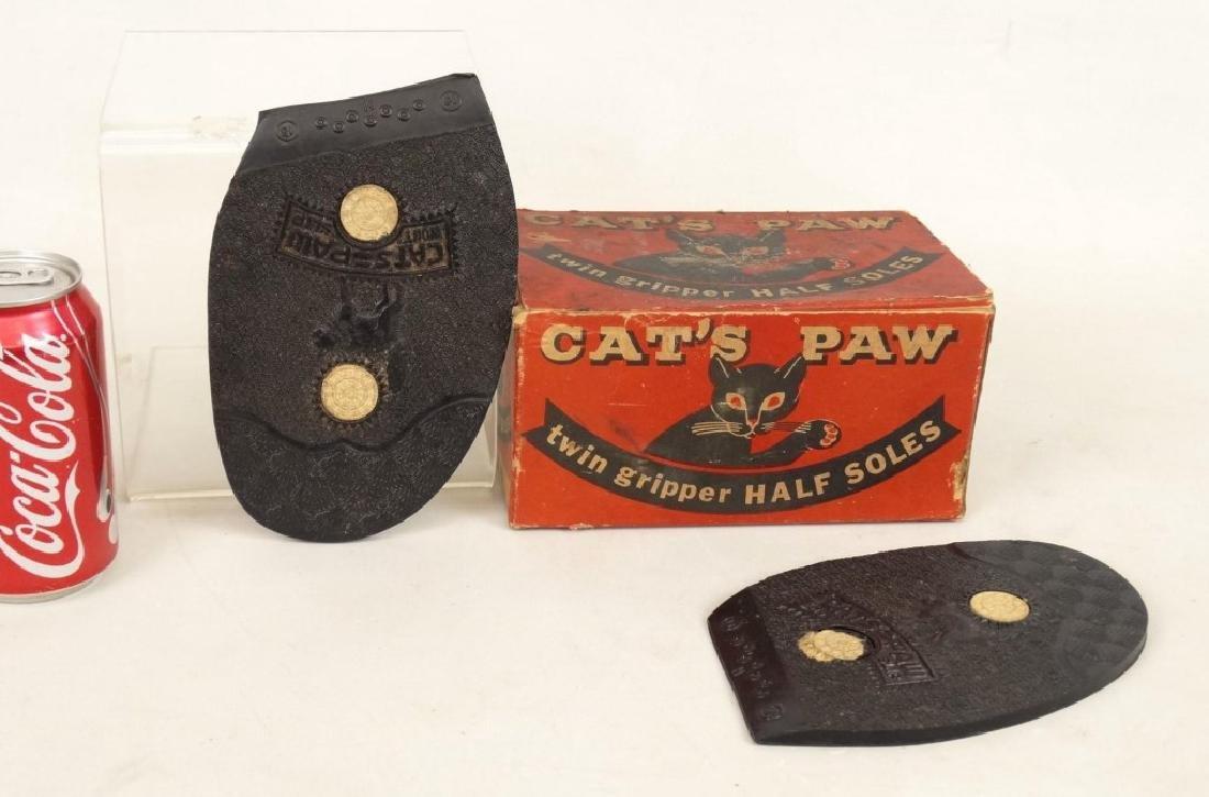 Vintage Shoe Soles