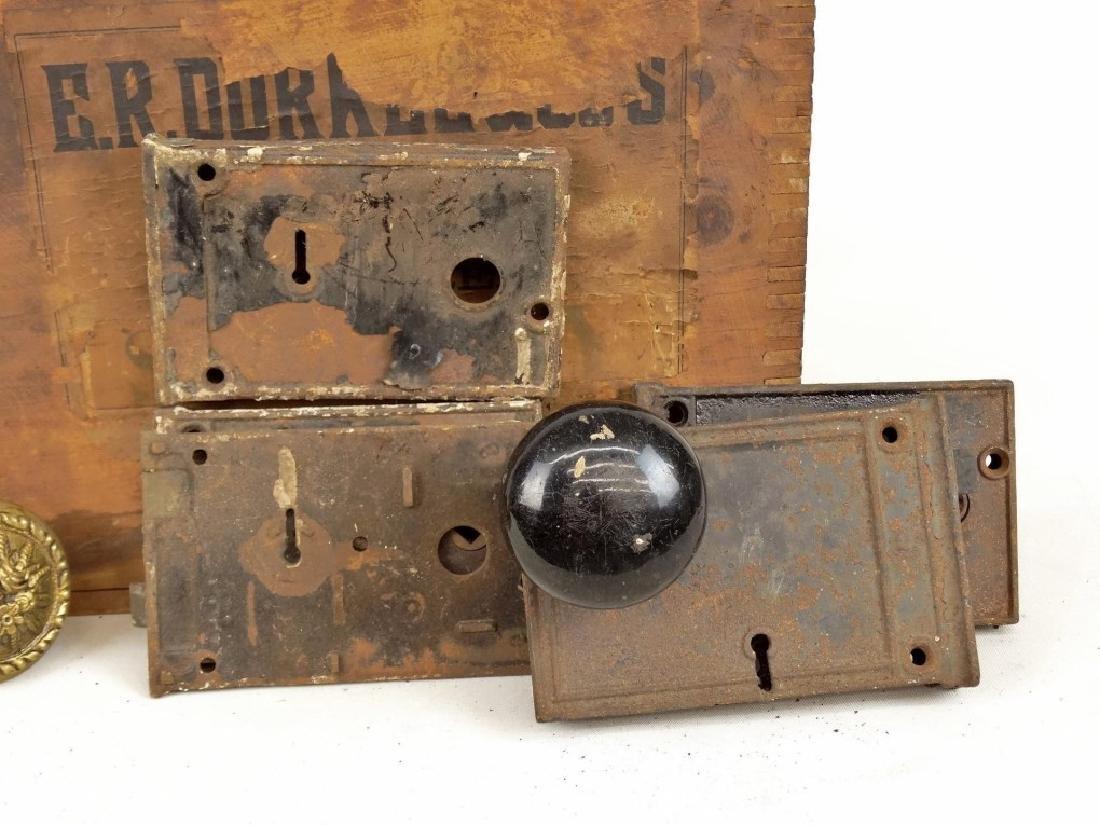 Door Hardware Lot - 4