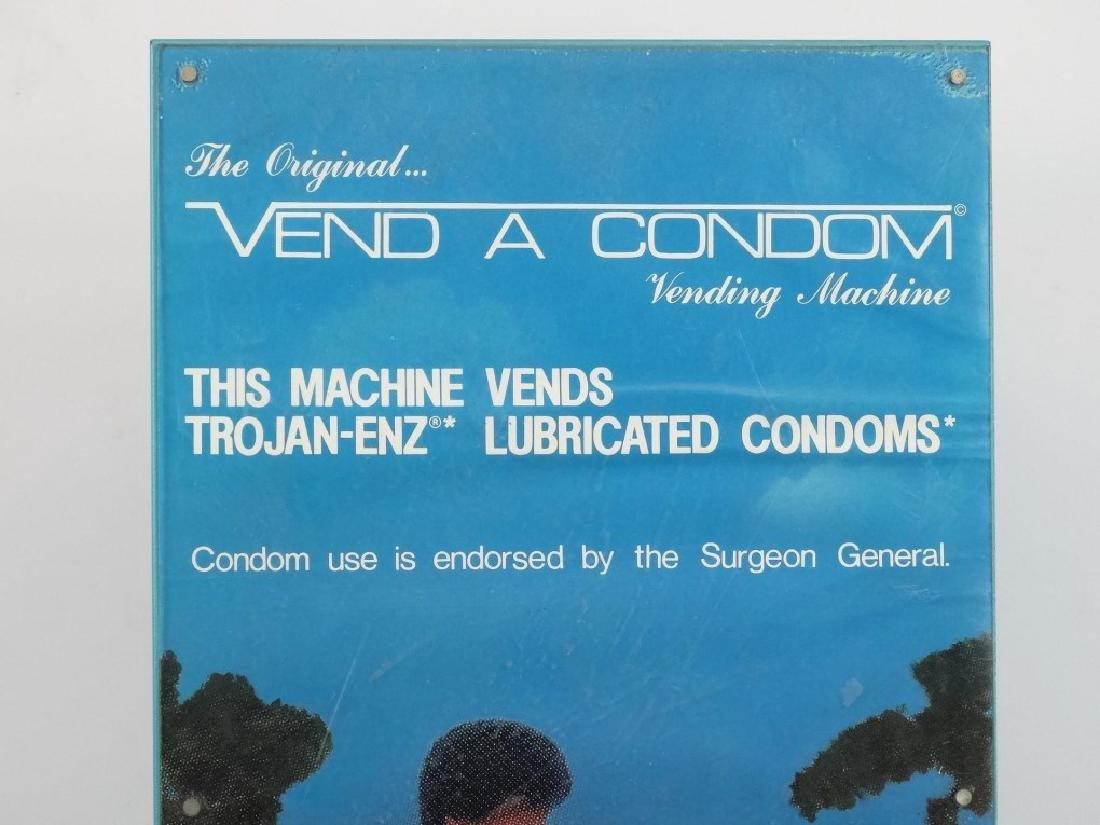 Vintage Condom Machine - 2