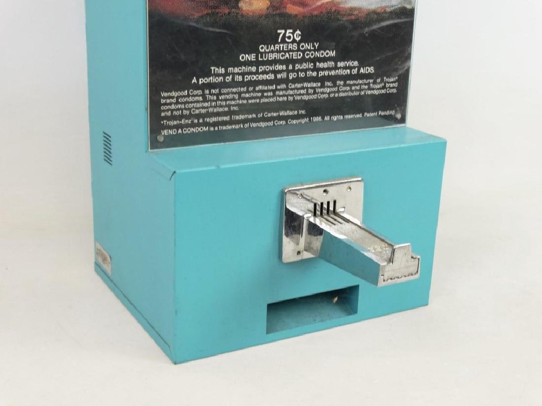 Vintage Condom Machine - 3