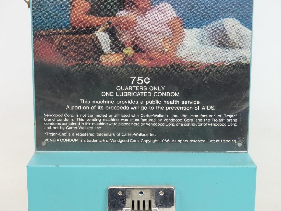 Vintage Condom Machine - 4