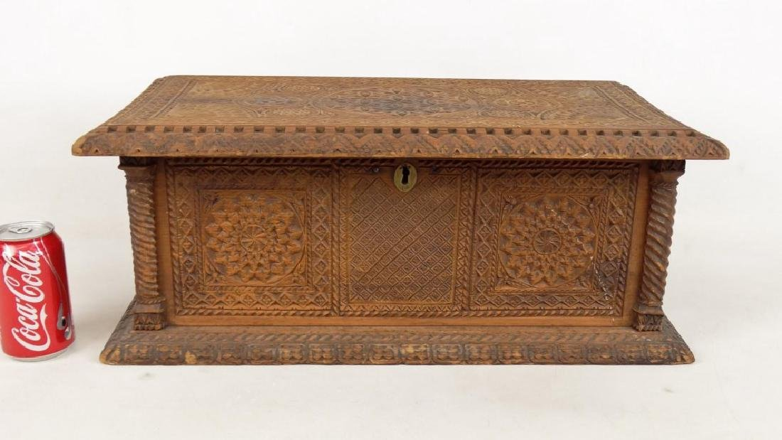 Carved Box