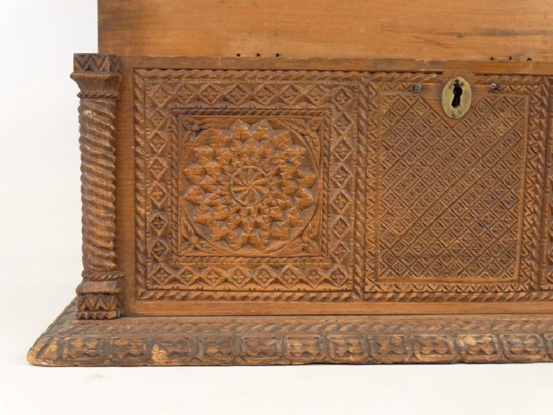 Carved Box - 3