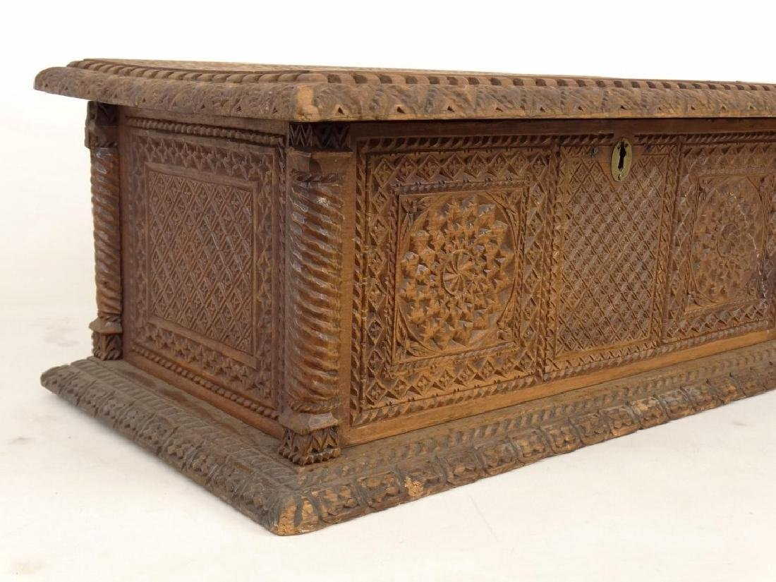 Carved Box - 4