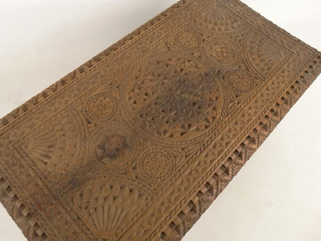 Carved Box - 5