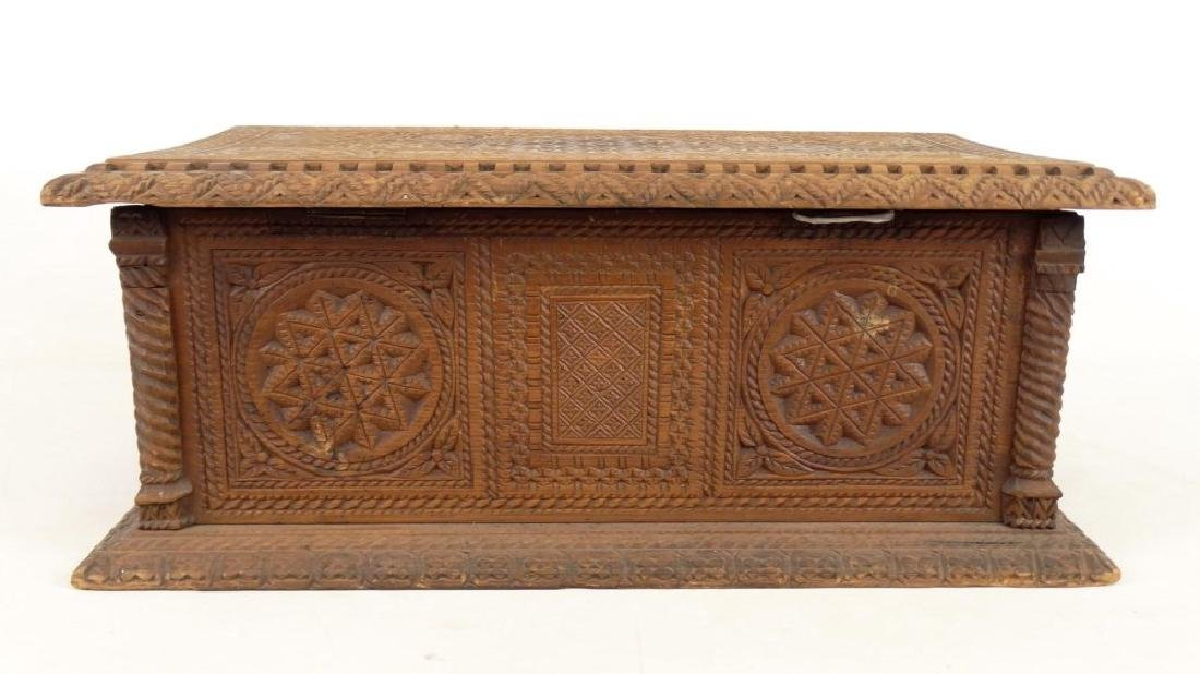 Carved Box - 7