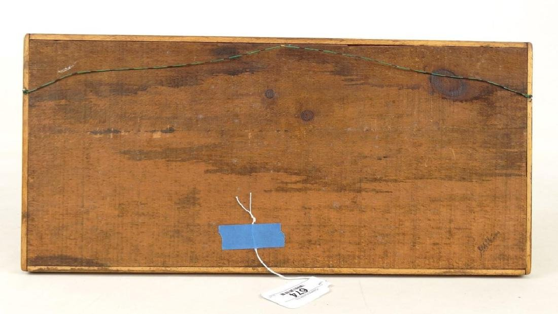 Wooden Sign - 3