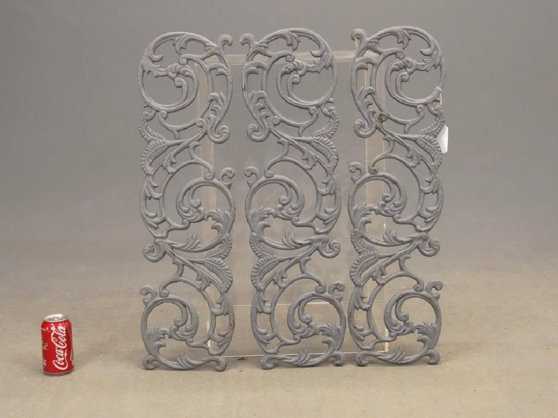 Cast Iron Elements