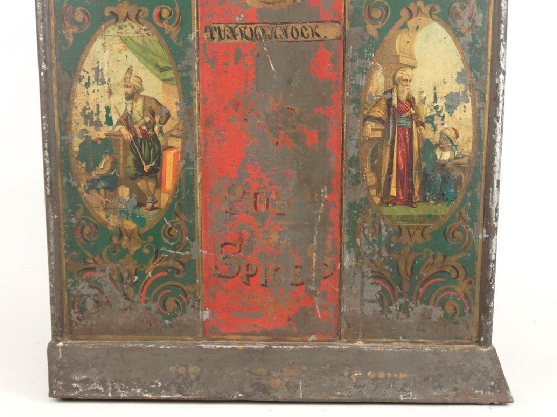 19th c. Spice Cabinet - 13