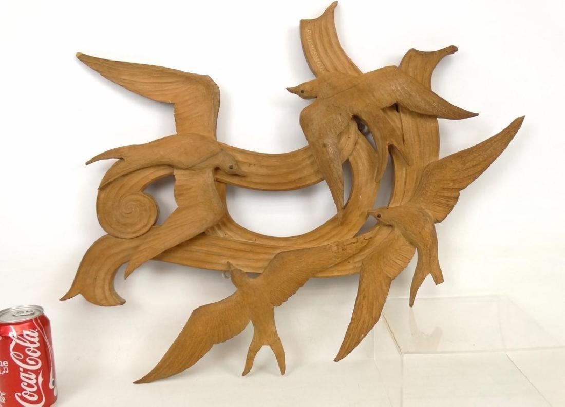 Bird Carving