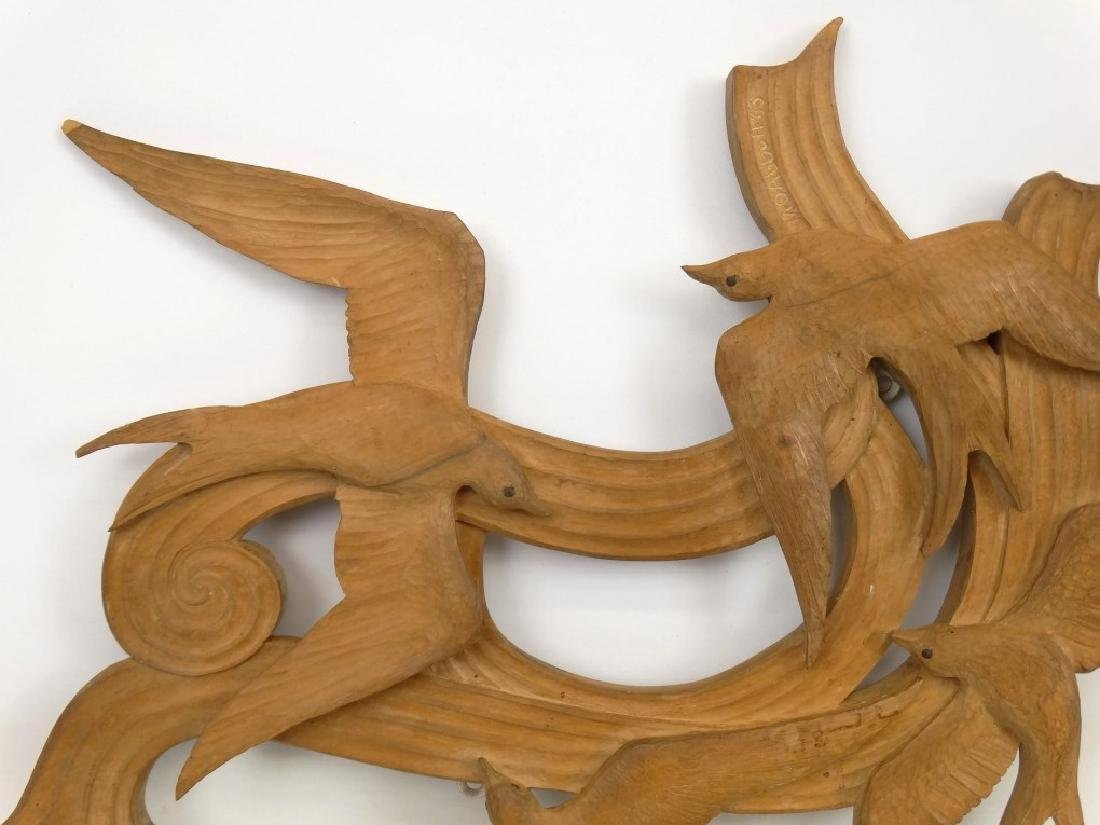 Bird Carving - 2