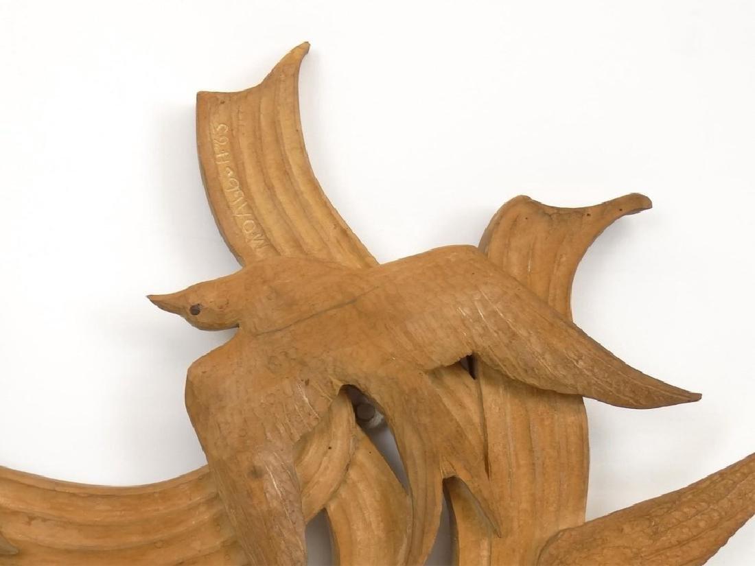 Bird Carving - 3