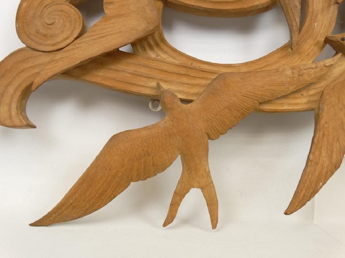 Bird Carving - 4
