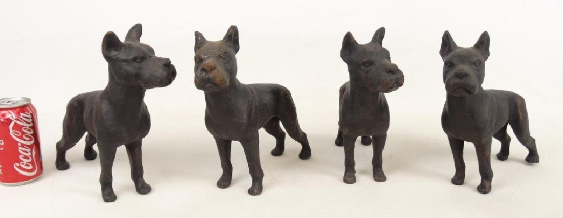 Cast Iron Dog Doostops