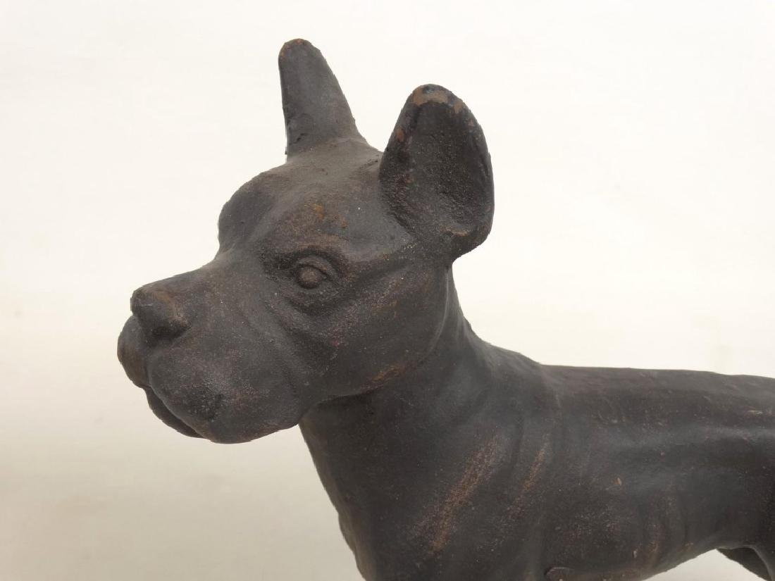 Cast Iron Dog Doostops - 5