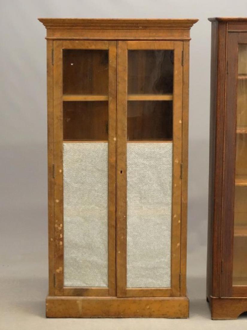 Victorian Bookcases - 2
