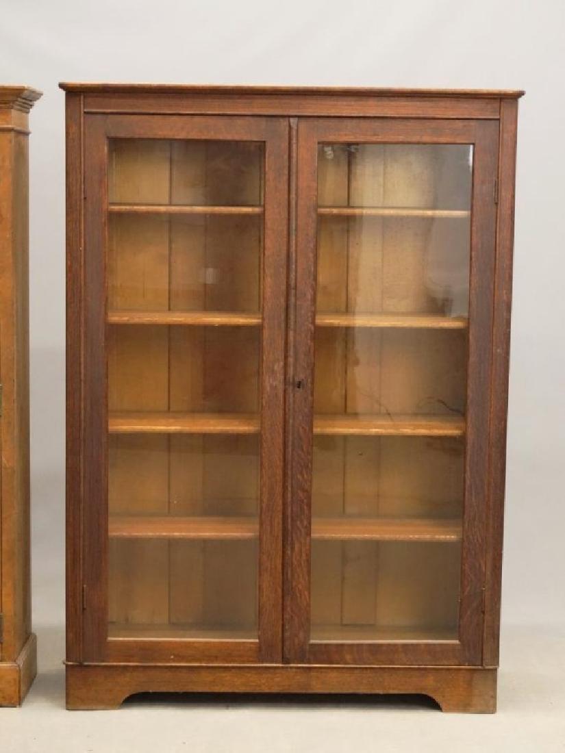 Victorian Bookcases - 3