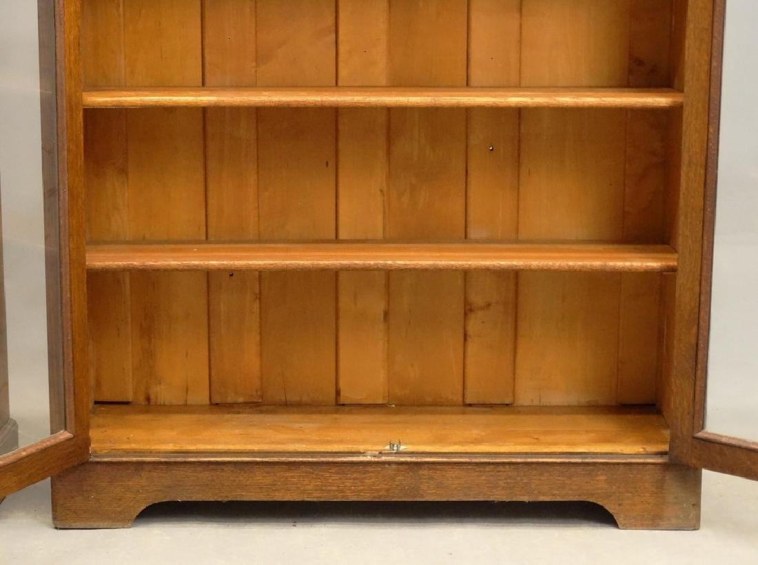 Victorian Bookcases - 5