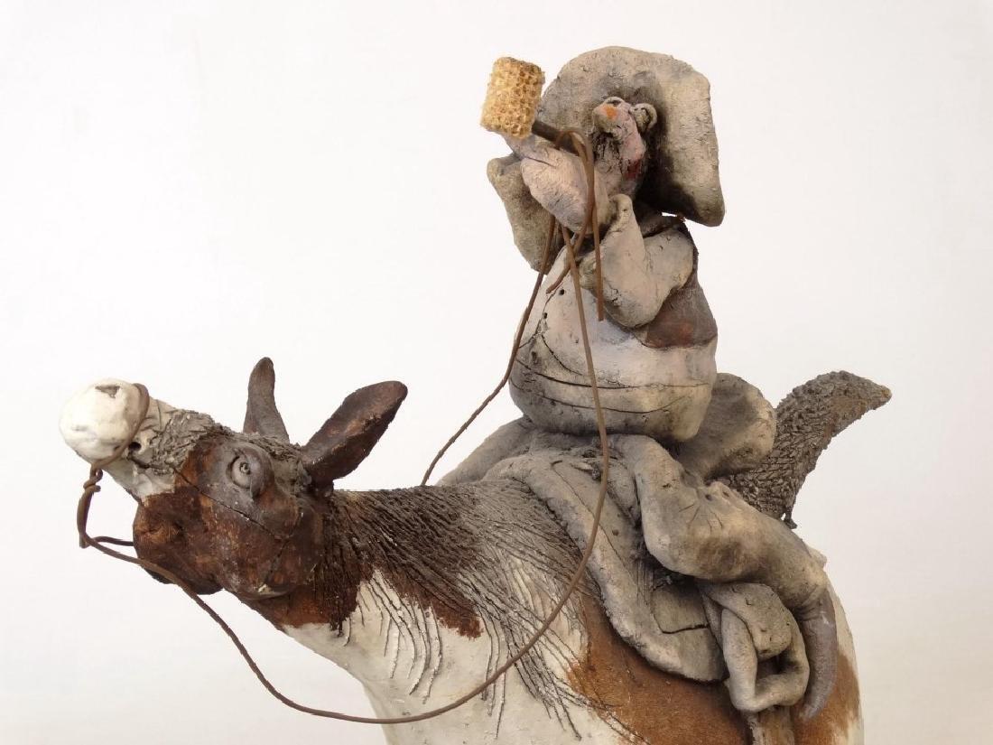 Pottery Sculpture - 2