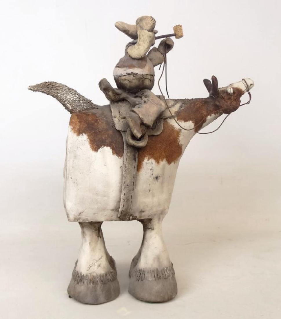 Pottery Sculpture - 4