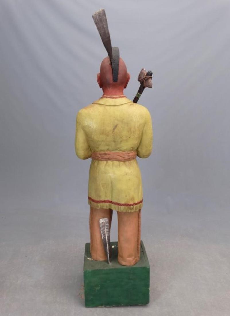 Cigar Store Figure - 8