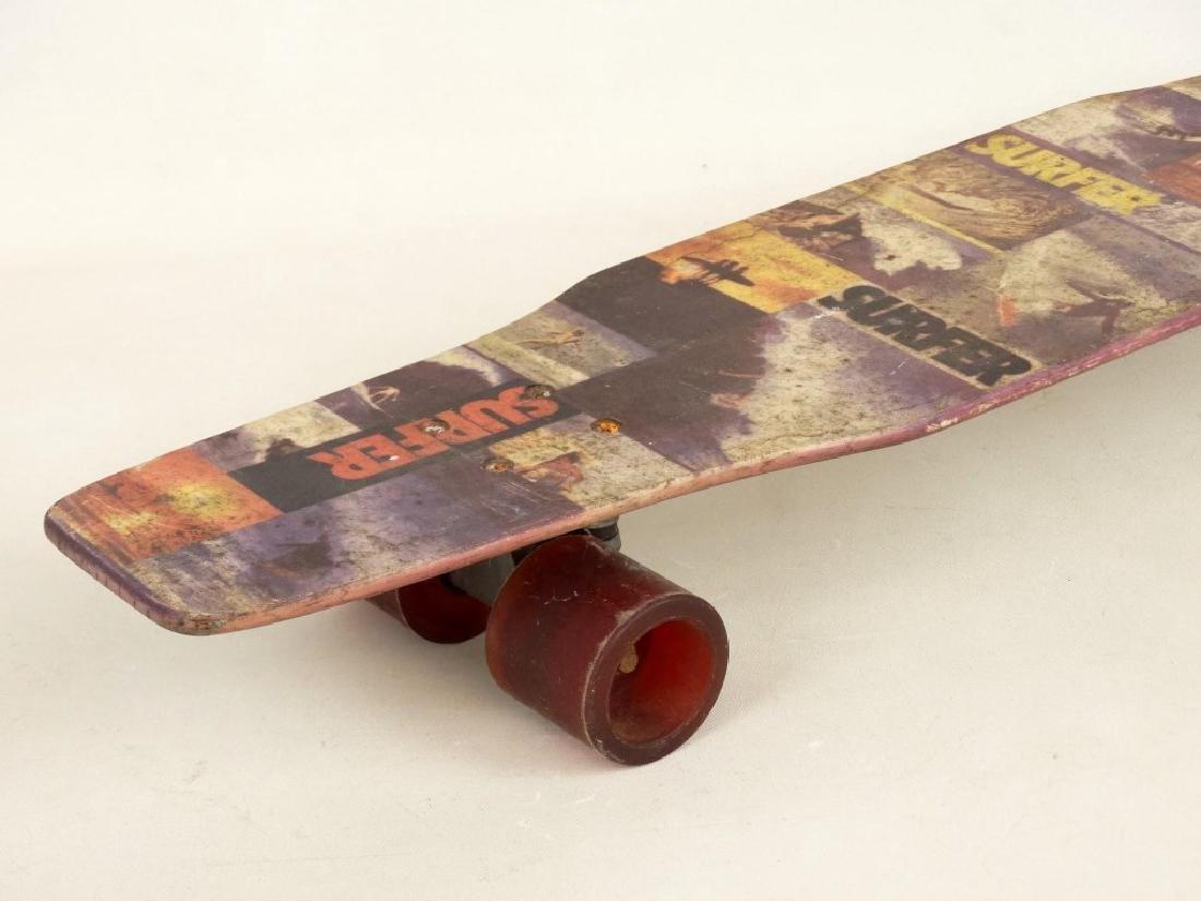Vintage Skateboard - 2