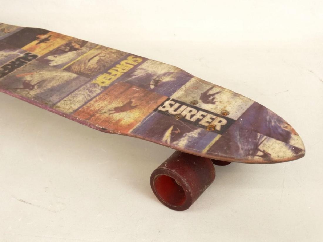 Vintage Skateboard - 3