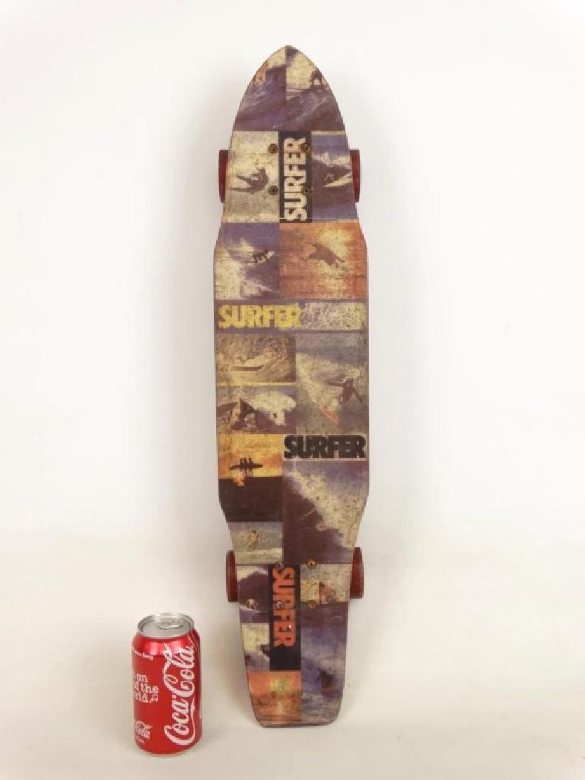 Vintage Skateboard - 4