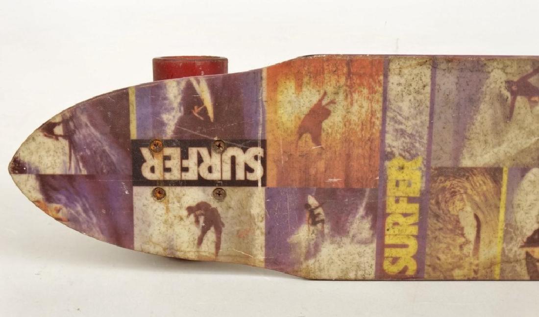 Vintage Skateboard - 7