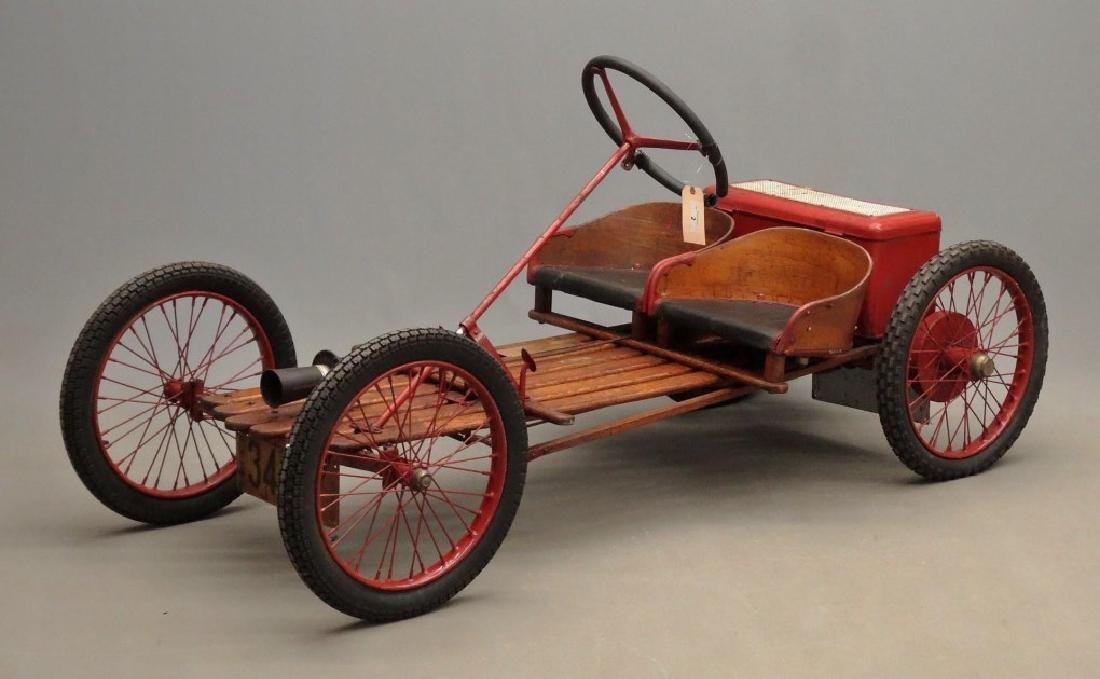 1916 Red Bug Electric Automobile