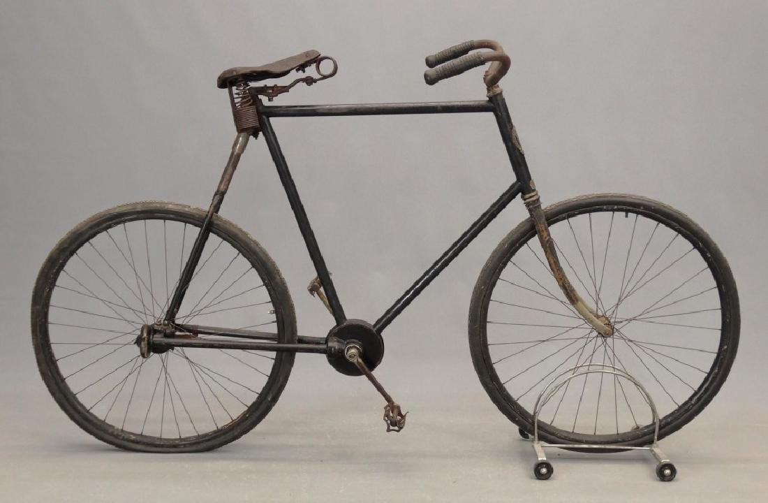 C. 1890's-1900 Pierce Cushion Tire Safety Bicycle