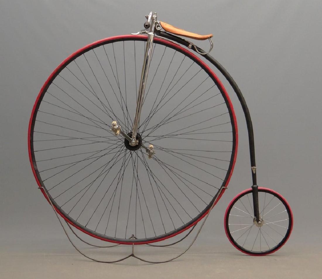 "Rudge 54"" High Wheel Bicycle"