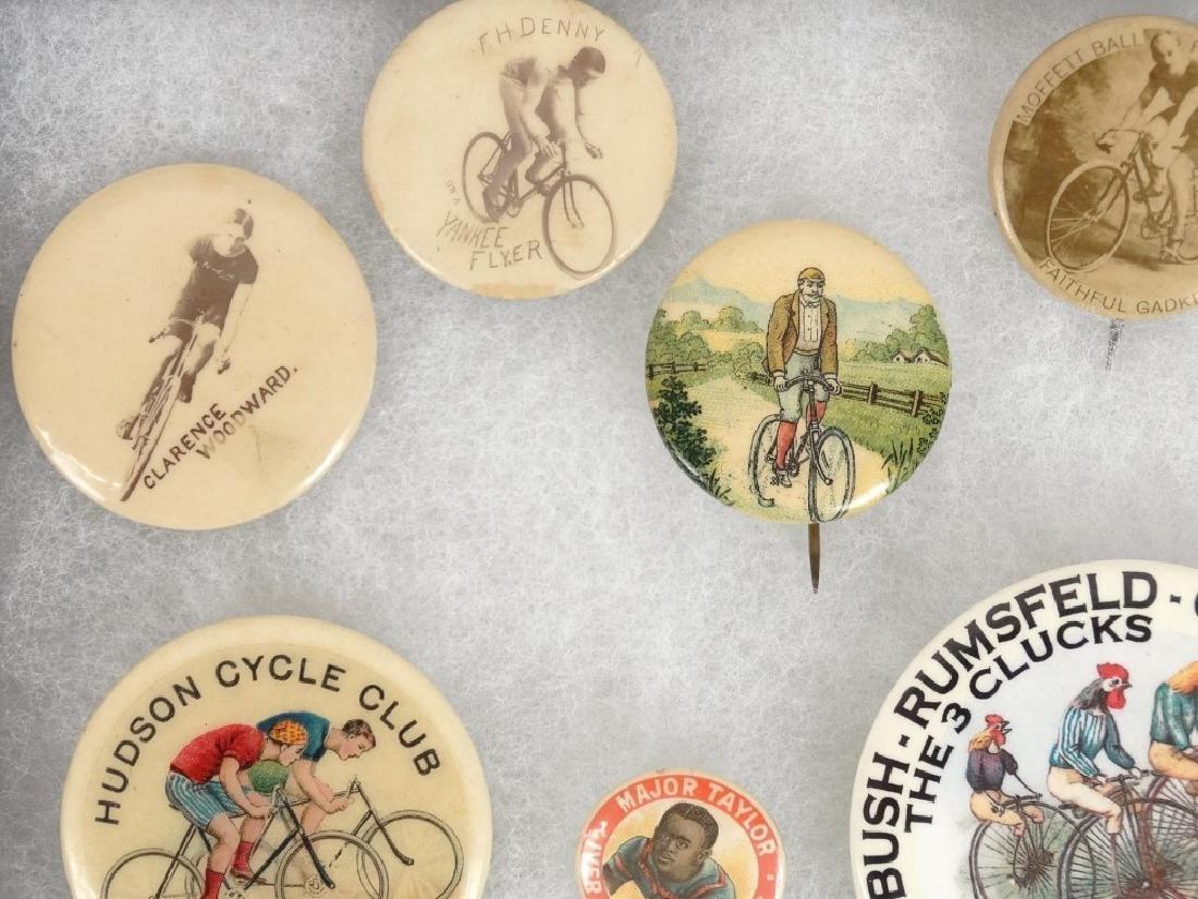 Bicycle Pinbacks - 2