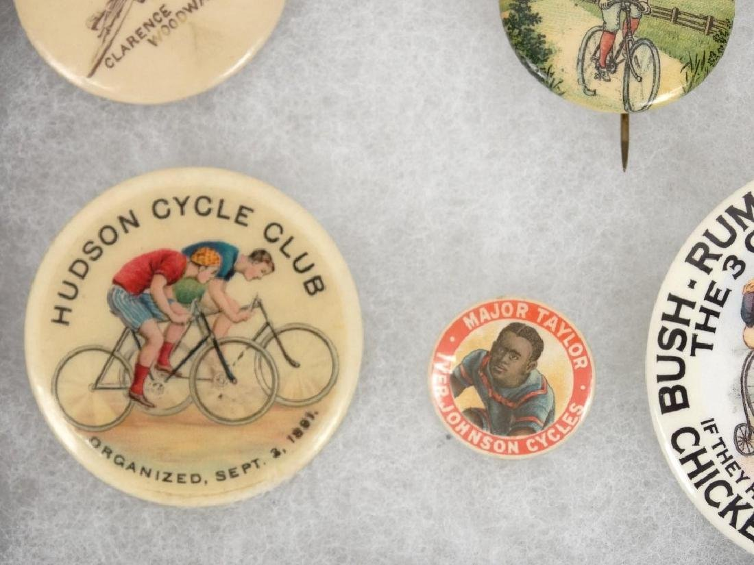 Bicycle Pinbacks - 3