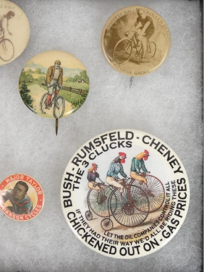 Bicycle Pinbacks - 4