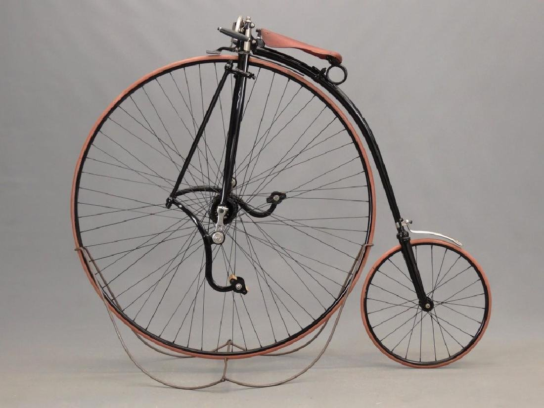 Gormully & Jefferey High Wheel Safety Bicycle