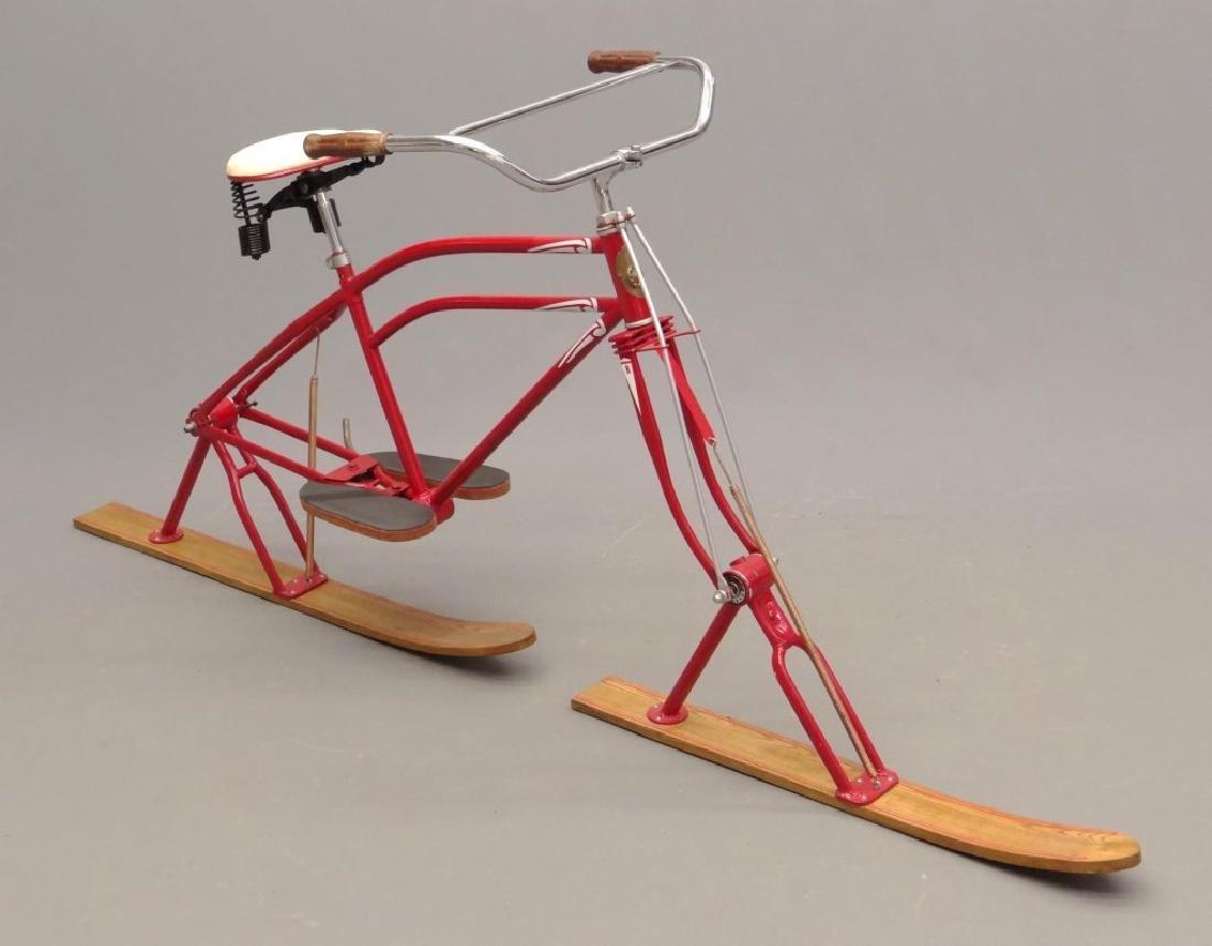 Rollfast Ski Bicycle - 8