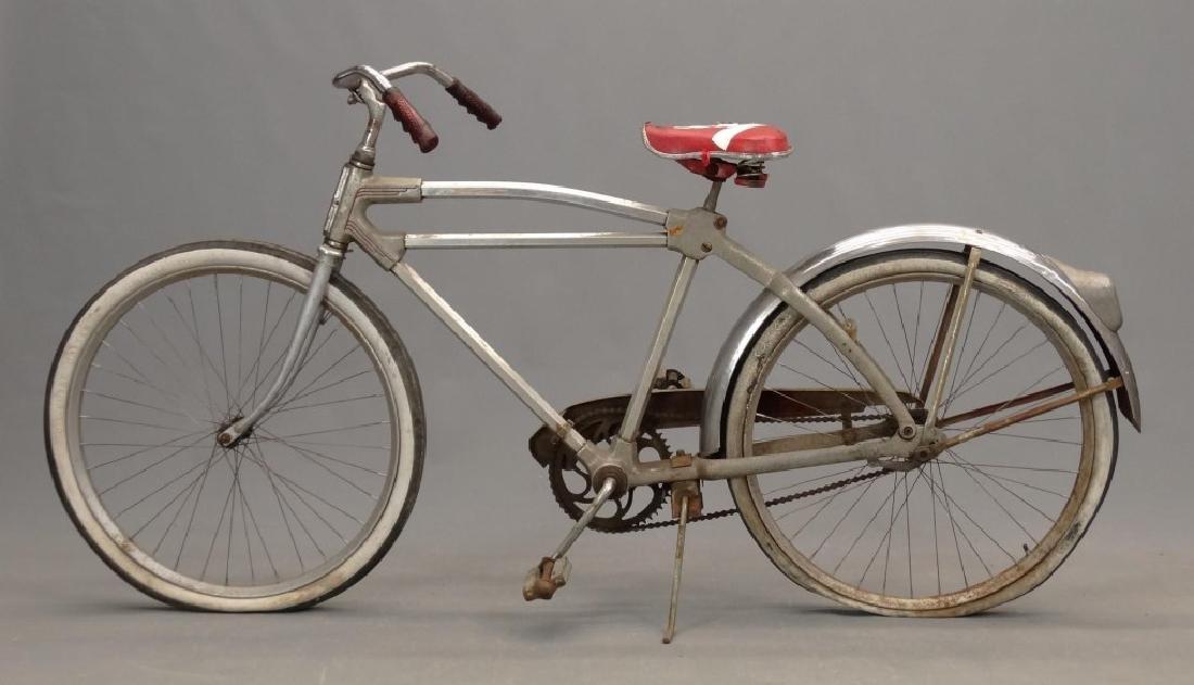 Monark Silver King Hex Tube Bicycle - 10