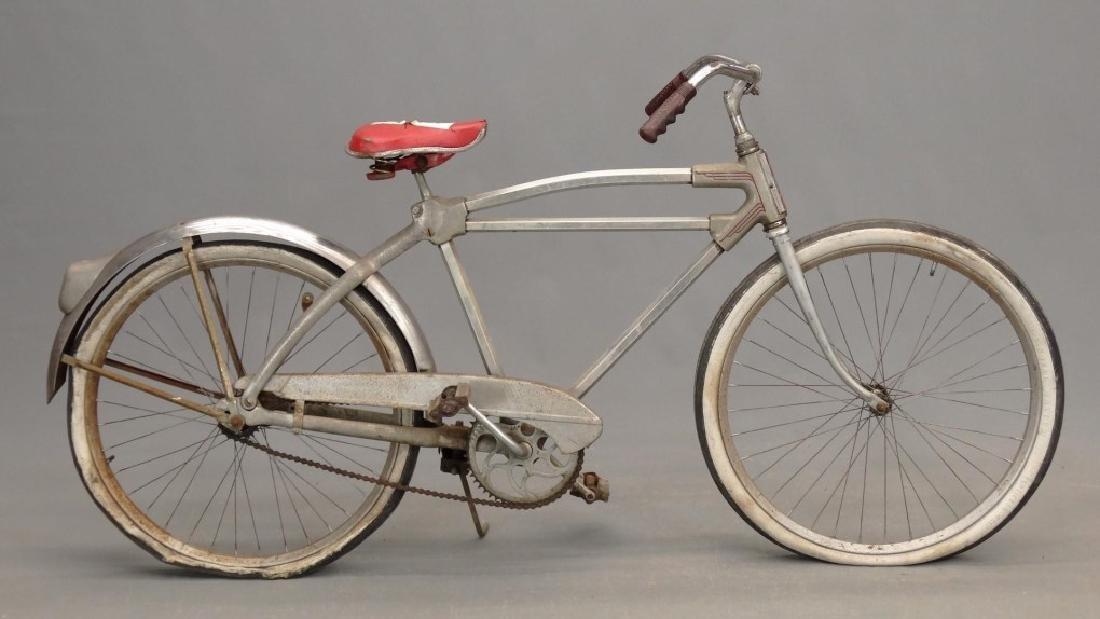 Monark Silver King Hex Tube Bicycle
