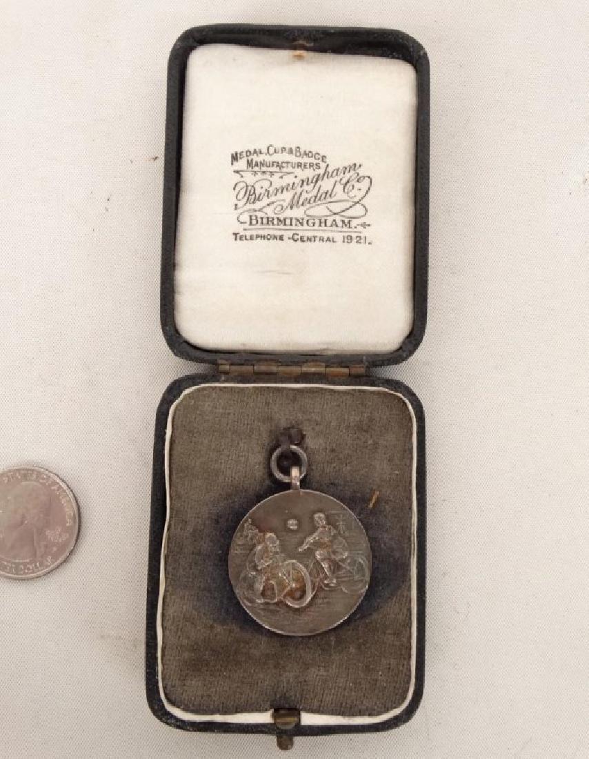 Motorcycle Medal