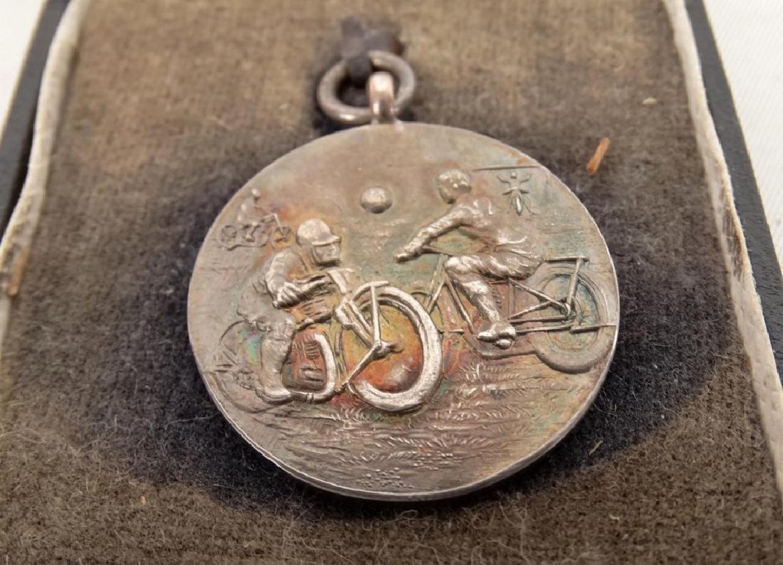 Motorcycle Medal - 2