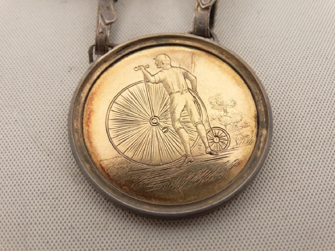 Bicycle Medal - 3