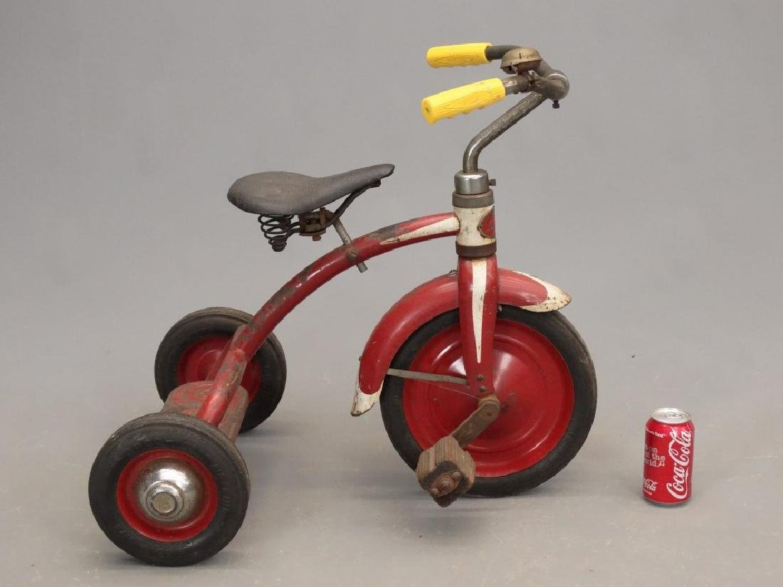 "C. 1950's ""Lil Pal"" Child's Tricycle"
