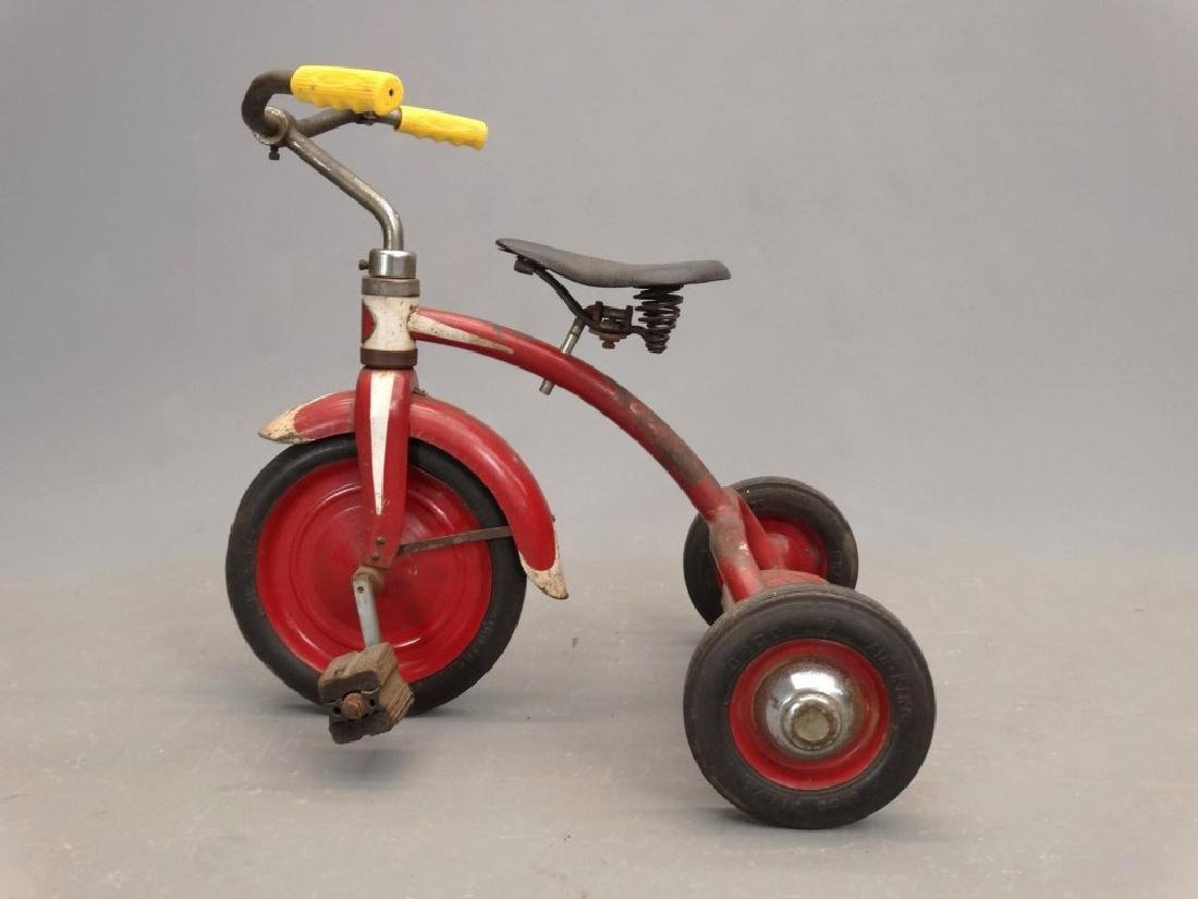 "C. 1950's ""Lil Pal"" Child's Tricycle - 9"